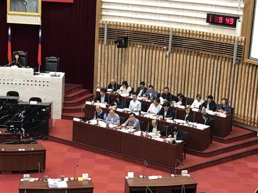 韓國瑜,水門案,辦公室,市長,小內閣