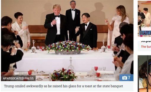 川普,日本,令和,德仁天皇,喝酒,香檳https://www.thesun.co.uk/news/worldnews/9163656/donald-trump-teetotal-japan-visit/