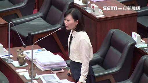 國民黨高雄市議員陳麗娜
