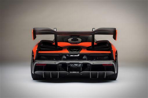 ▲Amalgam McLaren Senna模型車。(圖/翻攝網站)