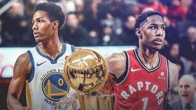 NBA/拒勇士續約!2冠成員這樣說 NBA,金州勇士,Patrick McCaw,多倫多暴龍 翻攝自推特