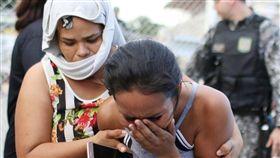 巴西亞馬遜州首府瑪瑙斯(Manaus)監獄發生暴動事件(圖/翻攝自推特)