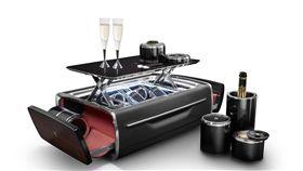 ▲Rolls-Royce移動香檳櫃。(圖/翻攝網站)