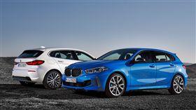 ▲第三代BMW 1系列。(圖/翻攝網站)