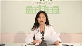 行政院發言人Kolas Yotaka。(圖/行政院提供)