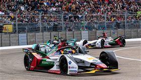 ▲Audi Sport車隊奪下Formula E德國站冠軍。(圖/Audi提供)