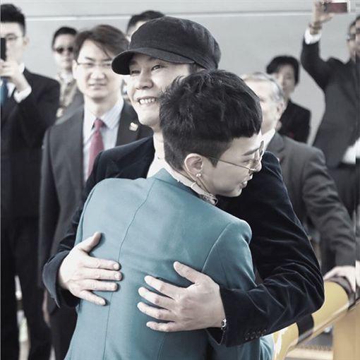 YG社長,楊賢碩,梁鉉錫,性招待,勝利/圖翻攝自梁鉉錫ig