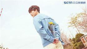 南韓天團SJ老么圭賢回歸推出最新單曲。(圖/台灣愛貝克思提供)