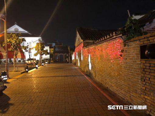 鹿港慶端陽活動、燈籠海/記者張雅筑攝