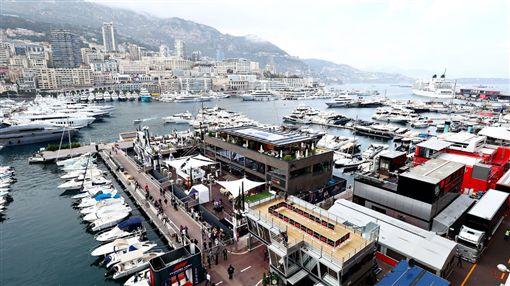 摩納哥,富豪,歐洲,房地產(圖/翻攝自推特)