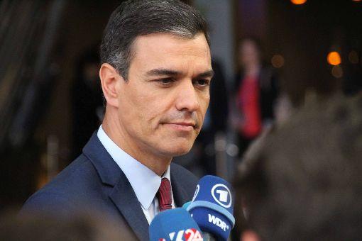 西班總理桑傑士出席歐盟會議西班總理桑傑士28日出席歐盟會議,強調各會員國將對誰來領導歐盟機構提出不同看法。中央社記者唐佩君布魯塞爾攝  108年5月29日