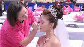 亞珈彩妝造型技術總監葉璨綿,化妝,美髮,美容