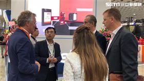 台北,荷蘭,電腦展,年度盛事,智慧港開發中心