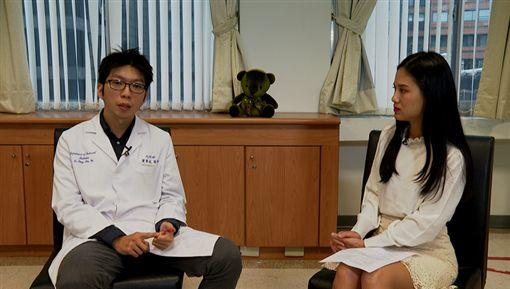 臺安醫院胃腸肝膽科醫師葉秉威,肝癌,奕起聊健康
