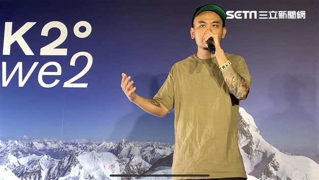 台灣遠征「K2」 楊大正創作主題曲