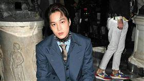 EXO 成員 KAI 照片翻攝IG