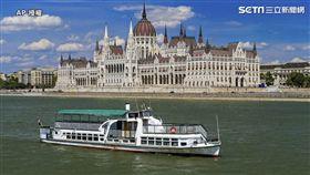 多瑙河翻船   AP授權提供