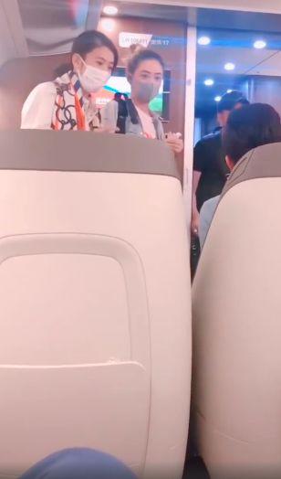 袁詠儀,應采兒/翻攝自新浪娛樂微博