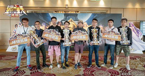 《聖鬥士星矢:覺醒》銀河城市賽開打 號召鬥士奪百萬獎金