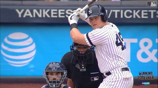▲沃特(Luke Voit)敲出本季第14發全壘打。(圖/翻攝自MLB官網)