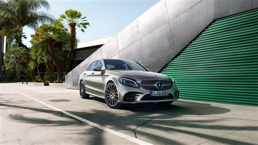 ▲C-class迎來史上最大幅期中進化。(圖/Mercedes-Benz提供)