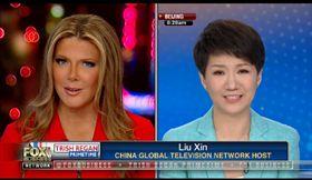 美中女主播辯貿易戰 6大議題唯獨關稅有共識(圖/翻攝自twitter)