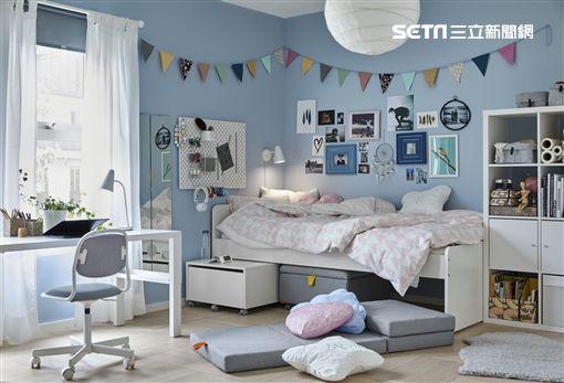 IKEA,解夢遊戲,睡眠,失眠,床,寢具