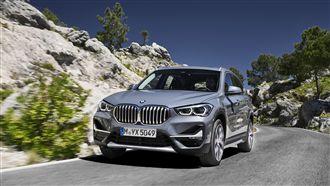 BMW X1推小改款 下半年將導入