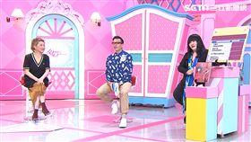 小鐘、王思佳、藍心湄、唐綺陽《女人我最大》 圖/TVBS提供