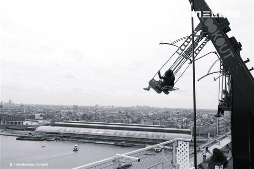 陳耀恩,Ean Chen,Over The Edge ,邊界之外,高空鞦韆,歐洲最高鞦韆,阿姆斯特丹 勿用