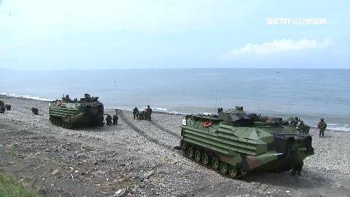 天然防線!海岸線縮短 陸軍上岸恐「無地自容」