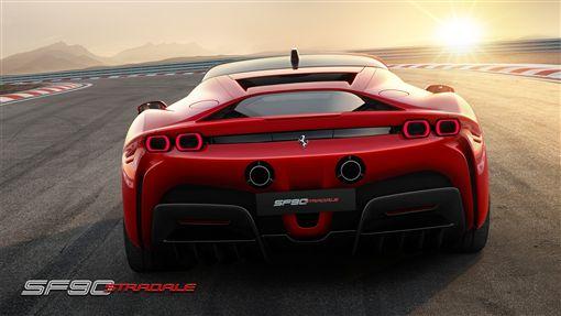 ▲Ferrari SF90 Stradale。(圖/Ferrari提供)