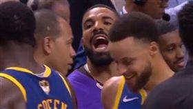 NBA/暴龍大使怒嗆格林:你這垃圾 NBA,季後賽,多倫多暴龍,Drake,金州勇士,Stephen Curry,Draymond Green 翻攝自推特