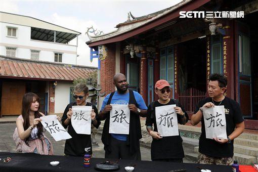 《旅行應援團之一起出發吧》/衛視中文台提供