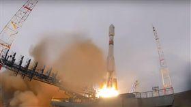 火箭,俄羅斯,雷擊,衛星,障礙,阻礙,當機,系統,動力,太空, 圖/翻攝自YouTube https://parg.co/hCD