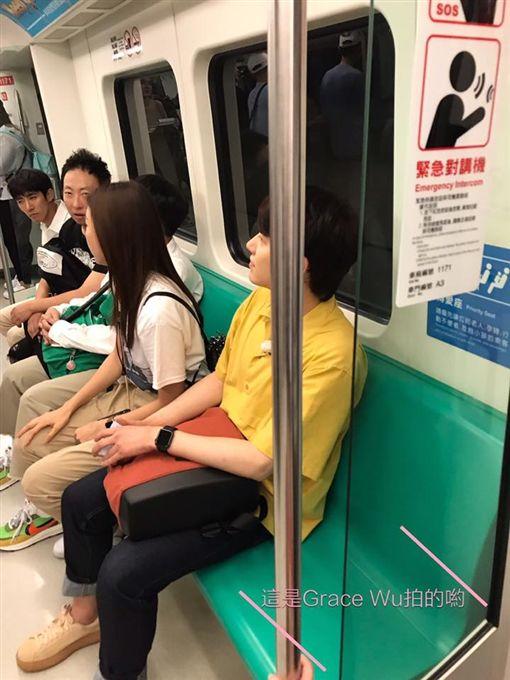 北捷,圭賢,更窮遊豪華團,光熙(圖/翻攝自爆廢公社)