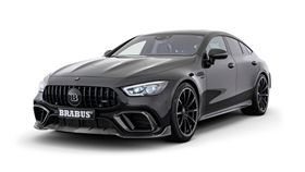 ▲Brabus改裝Mercedes-AMG GT 4-Door Coupe 63 S 4Matic+(圖/翻攝網路)