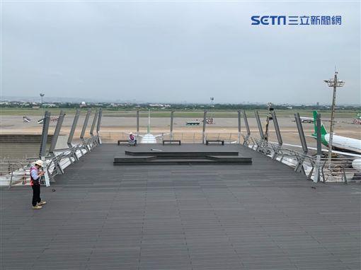 桃園機場,露天觀景台,/桃機公司提供