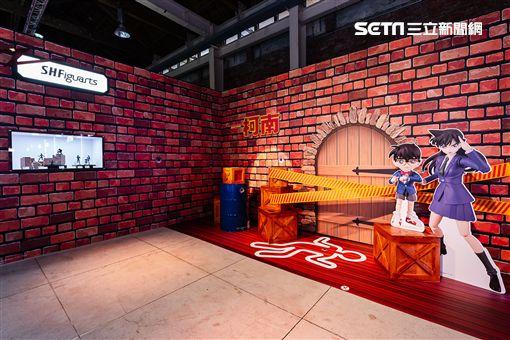 玩具,台灣萬代南夢宮,TAMASHII Feature's 2019 in TAIWAN,孫悟空,哥吉拉,柯南,七龍珠