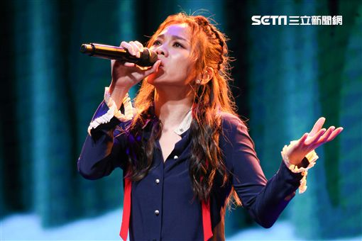 蔡健雅睽違六年舉辦簽唱會。(圖/記者林士傑攝影)