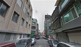 台北,大同,槍擊,開槍,重慶南路三段。翻攝自Google Map