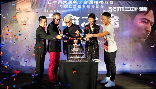 威視電影提供 謝欣穎、莊凱勛、黃仲崑與黃遠