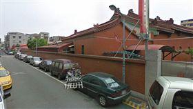 台北,槍擊,黑幫,幫派糾紛 (圖/翻攝google)