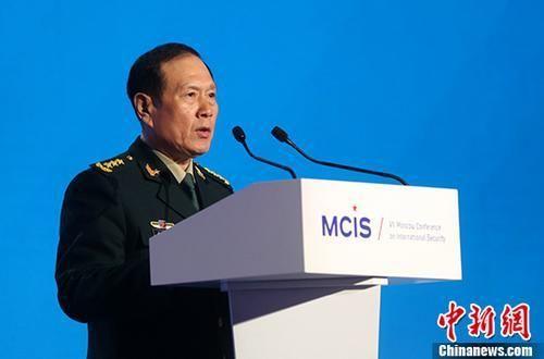 中國防部長,魏鳳和 ID-1954097