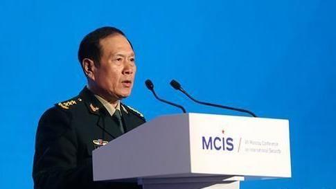 中國防部長,魏鳳和