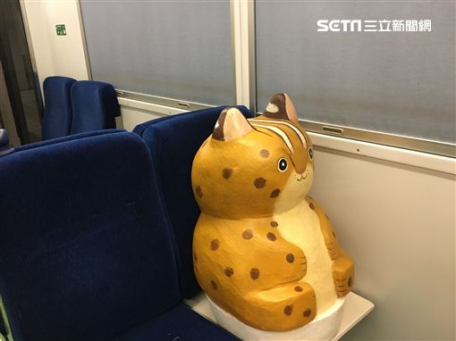 里山動物列車日2.0,首航,神秘車廂,/記者蕭筠攝影