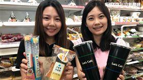 全家便利商店,全家,Let's Café,咖啡,冰咖啡,特大杯,冰拿鐵,冰美式,壽司