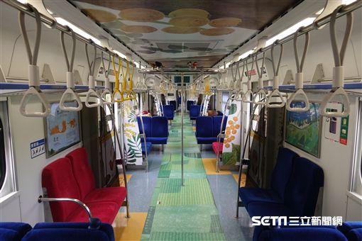 里山動物列車日2.0,首航,神秘車廂,/台鐵局提供