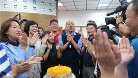 高雄市議會,慶生,韓國瑜,蛋糕,總統