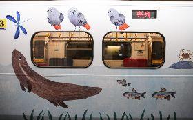 里山動物列車  行動生態展覽(2)